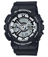 Casio G-Shock GA-110BW-1A, фото 1