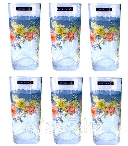 FLORINE стаканы 270 мл 6 шт., уп.