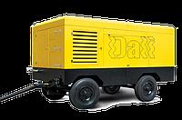 Передвижные дизельные  винтовые компрессоры DLCY-19.5/19