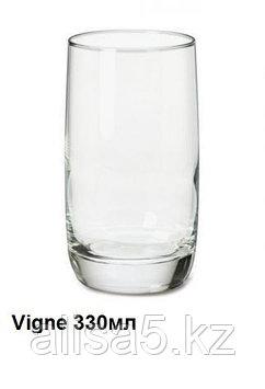 Vigne стаканы для напитков 330 мл 3 шт, уп.