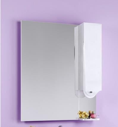 """Таврус"" панель с зеркалом и шкафчиком Tav.02.07, ТМ «AQWELLA»"