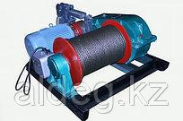 Лебедка электрическая JM 0.5 тонн, канат 100 м (без каната)