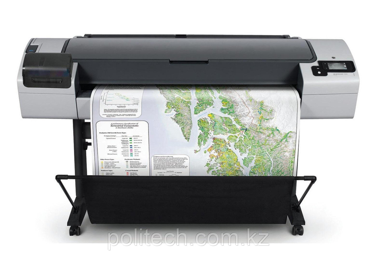 "Плоттер HP Europe Designjet T795 /44""  2400x1200 dpi"