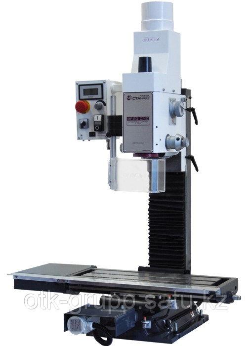Станок настольный фрезерный BF 20 CNC Pro, Optimum