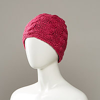 Candii Textured Knit Hat