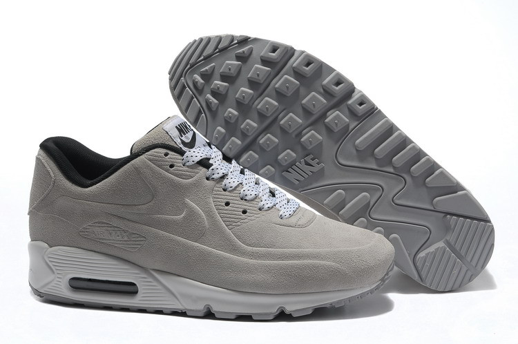Кроссовки Nike Air Max 90 VT gray White (36-46)