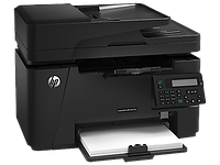 МФП HP Europe LaserJet Pro M127fn  Printer-Scaner(ADF-35p.)-Copier-Fax /A4
