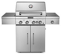 Гриль Газовый KITCHENAID 4-Burner Liquid Propane and Natural Gas Grill