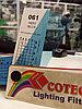 Cotech 061 MIST BLUE светофильтр для осветительных приборов