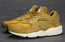 Кроссовки Nike Air Huarache золото, фото 2