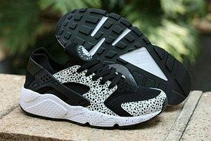 Кроссовки Nike Air Huarache Multicolor черные, фото 2