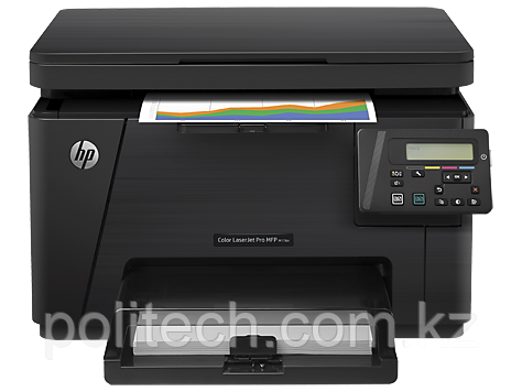 МФП HP Europe Color LaserJet Pro M176n  Printer-Scaner(no ADF)-Copier /A4