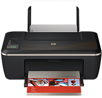 МФП HP Europe Deskjet Ink Advantage 2520hc /A4/AiO Printer Color Ink Printer/Scanner/Copier, 4800х1200 dpi, 20/16ppm., USB 2.0,  duty cycle 1000