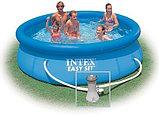 Надувной бассейн Intex Easy Set Pool. 366 х 91 см. с фильтром , фото 2