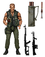 "Фигурка Джон Мэтрикс ""Коммандоc"" (NECA Commando 30th Anniversary Ultimate John Matrix Action Figure)"