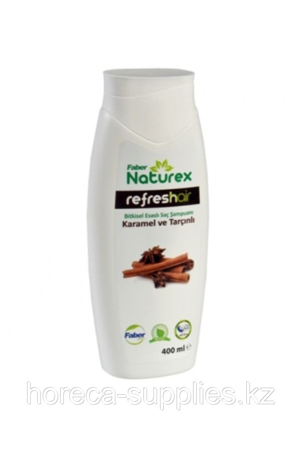 Шампунь с карамелью и корицей - Naturex REFRESHAIR КARAME