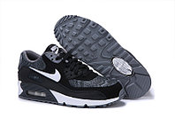 Кроссовки Nike Air Max 90 Essential Black White Cool gray (36-44)