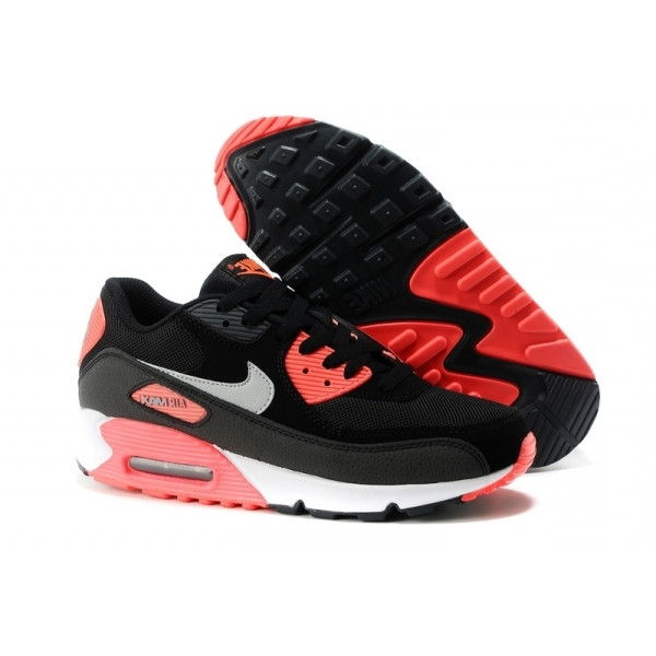 5393bcd6 Кроссовки Nike Air Max 90 Essential Infrared Black (36-46) -