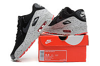 Кроссовки Nike Air Max 90 Essential Black gray Red (36-46), фото 6