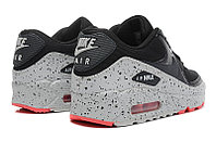 Кроссовки Nike Air Max 90 Essential Black gray Red (36-46), фото 5