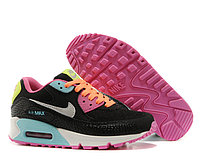 Кроссовки Nike Air Max 90 Essential Black Rainbow (36-40), фото 1
