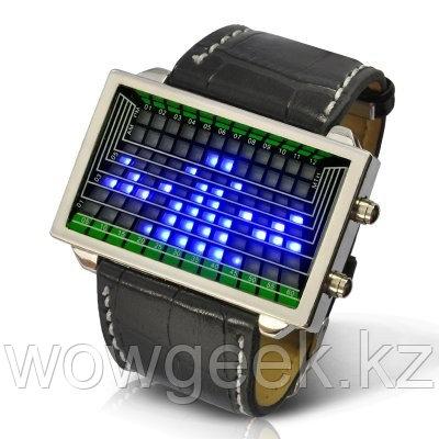 Наручные часы Эффект 3D LED Watch - Blue LED