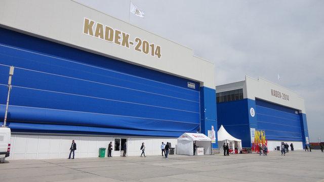 Ангарные ворота на объекте «Еврокоптер Казахстан инжиниринг» г. Астана