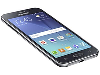 "Смартфон Samsung Galaxy J2 (SM-J200H) Android 5.0, Quad-core-1.3GHz/8GB/4.7""/WiFi/BT/Dual SIM, black"