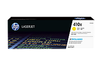 Картридж HP 410X (CF412X) LaserJet Toner Cartridge for Color LaserJet Pro M452/M477, up to 5000 pages ; Yellow