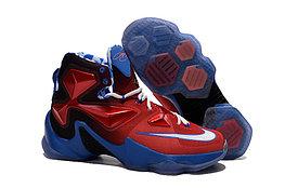 Кроссовки Nike LeBron XIII (13) Captain America (36-47)