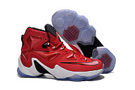 Кроссовки Nike LeBron XIII (13) Red White Black (36-47), фото 1
