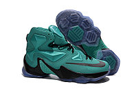 Кроссовки Nike LeBron XIII (13) Green Purple Black (36-47), фото 1