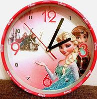 """Часы детские настенные """"Холодное сердце"""", фото 1"""