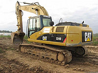 Экскаватор Caterpillar 324DL аренда