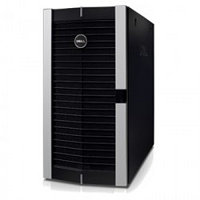Rack Dell/PowerEdge 2420 24U Rack with Doors and Side Panels, Standard Packaging