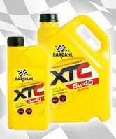 Масло для двигателя Bardahl Oil  5W40 XTC 5 ( С заменой)