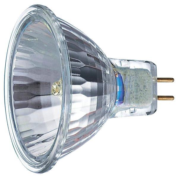 Лампа галогенная 220V 35W  MR16 GU5.3
