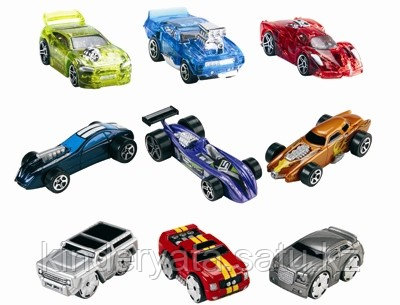 Mattel Hot Wheels базовые машинки