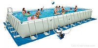 Бассейн каркасный ULTRA FRAME POOL INTEX 975х488х132см