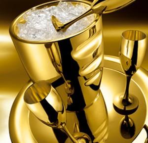 Цептер Сет для шампанского
