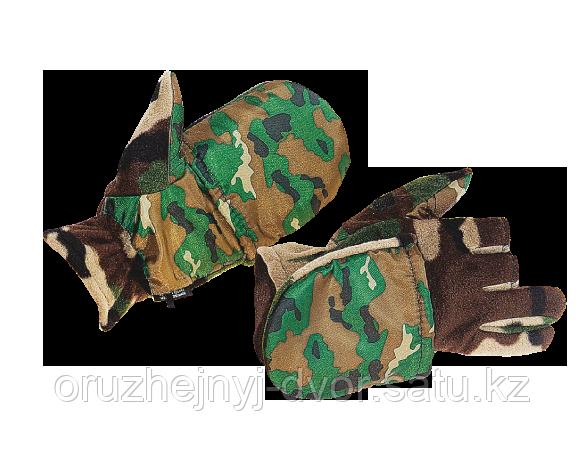 """Перчатки Хольстер """"Рыбака"""" темн.лес 28-30"""