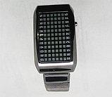 Светодиодные гаджет часы - Zero Kelvin Red, фото 2