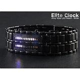 """Светодиодные часы - """"Elite Clock"""", фото 4"""