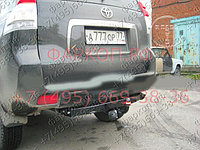 ТСУ на а/м  Land Cruiser Prado 150 2010-/ GX 460  2010-