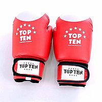 Перчатки кожанные TOP TEN