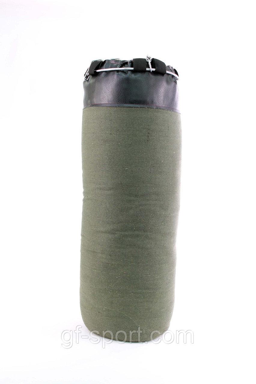 Мешок боксерский детский 100 см брезент