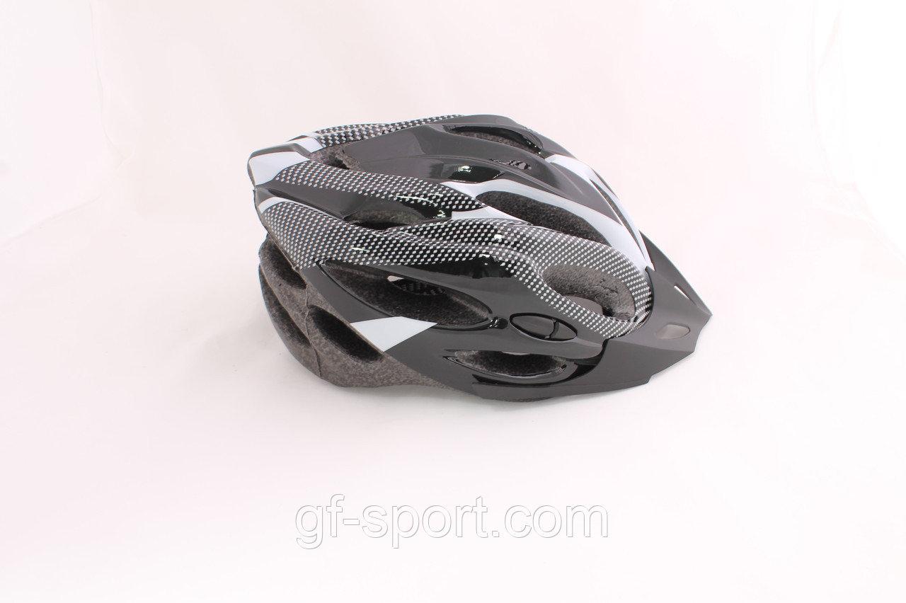 Шлем защитный серый