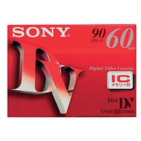 Кассета SONY DV   \3ps box\3DVM60R3