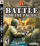 Battle For The Pacific the History Channel ( PS3 )