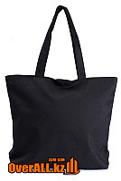Промо-сумка под нанесение логотипа, черная, фото 1